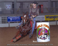 WPRA Futurity - VF Special Design